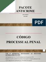 PACOTE ANTICRIME - aula 08