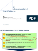 Guideline on Smart Networks