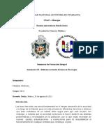 GUIA 4 SFI - Reformas actuales de leyes en Nic.