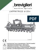 Zappatrice b120v - Z1200030