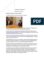 Argentina denuncia ejerciccios militares en malvinas - Julio de 2012