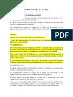 INTERPRETACION DE ARTICULOS- 24 y 25 CONS.P.P