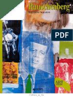 385109842 Art Dossier Giunti Rauschenberg