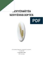 kenyersutes