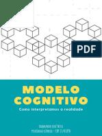 Modelo Cognitivo - Exercícios