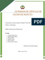 TRABALHO DE SOCIOLOGIA 6 GRUPO