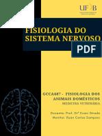 Apostila sobre Fisiologia do Sistema Nervoso (1)