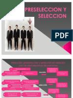 PRESELECCION Y SELECCION CAP 6
