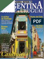 Melhores Roteiros - Argentina, Chile e Uruguai