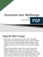 Pesantren Dan WaliSongo