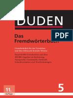 Duden Band 5 Das Fremdwörterbuch by Bibliographisches Institut (Z-lib.org)