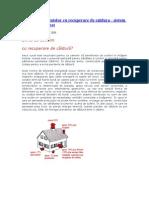 Ventilatia locuintelor cu recuperare de caldura - sistem descentralizat