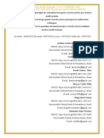 Avaluation nutritional of forage peanut (Arachis pintoi) genotypes by multivariate techniques
