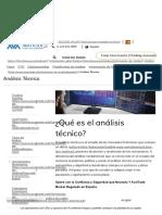 Análisis Técnico ⇒¿Qué es y Cómo hacerlo_ _ AvaTrade