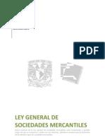 Ley General de Sociedades Mercantiles