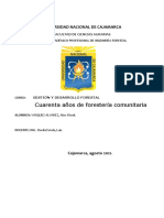 CUESTIONARIO CUARENTA AÑOS DE FC