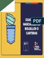 Mascarilla en Bolsillo x3