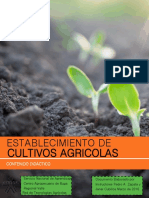 Establecimiento de cultivos