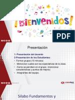 Presentación #1 Farmacocinetica