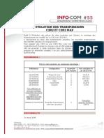 InfoCom N°055  Evolution des Transmissions