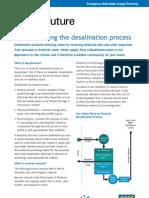 understanding Desalination