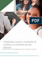 Unidade 1 - Desenvolvimento de habilidades sociais de caráter preventivo
