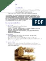 Brotrezepte mit Dinkel für Allergiker mit Weizenallergie