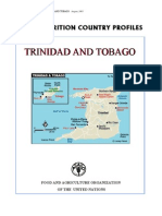 Trinidad & Tobago Nutritional Profile
