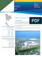 Thailand Industrial Estate Market Report H2 2010