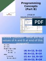ProgrammingConceptsB