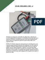 Monitor Fieldbus FBT-6
