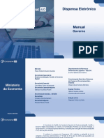 Manual Dispensa Eletrônica - Governo (1)