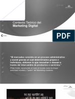 d. Contexto Teórico Marketing Digital