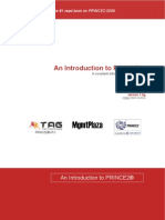Introduction-To-PRINCE2