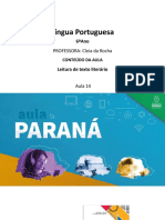 Língua _ Portuguesa_6 Ano_ Slide Aula 14