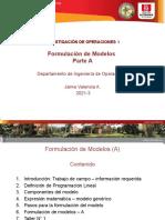 Formulación de Modelos (A)