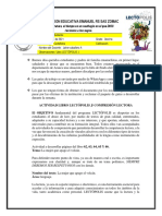 10° LIBRO LECTOPOLIS  LA MUJER QUE APAGO EL VOLCAN 10-07-2021