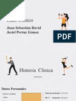 caso clinico Patricia y Juan