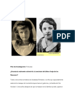 Historia de Anastasia Romanov (1)