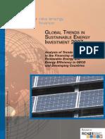 72 Glob Sust Energy Inv Report (2007)