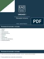 Slides de Aula – Unidade I METODOLOGIA DO TRABALHO ACADEMICO
