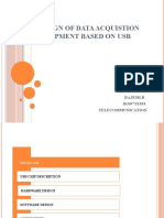 DESIGN OF DATA ACQUISTION EQUIPMENT BASED ON USB