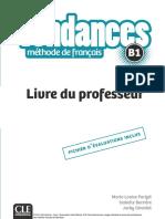 Guide Pédagogique Tendances B1