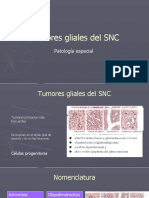 Tumores Gliales Del SNC
