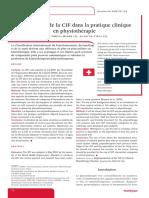 Introduction_de_la_CIF_dans_la_pratique clinique en physiotherapie