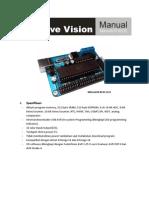Buku Manual MA-8535 boudrate 115200bps