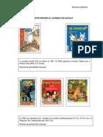 Revistes infantils i juvenils