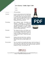 charton mercurey fact sheet