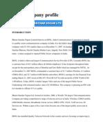 BSNL company profile