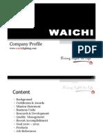 WAI CHI LIGHTING (English Version)_20101203